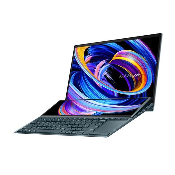 ZenBook Duo 14 UX482 laptop có thiết kế 2 màn hình  ảnh 3