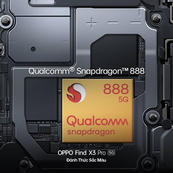 OPPO Find X3 Pro 5G thiết kế độc đáo, tính năng đặc biệt... đã cho đặt hàng tại Việt Nam ảnh 4