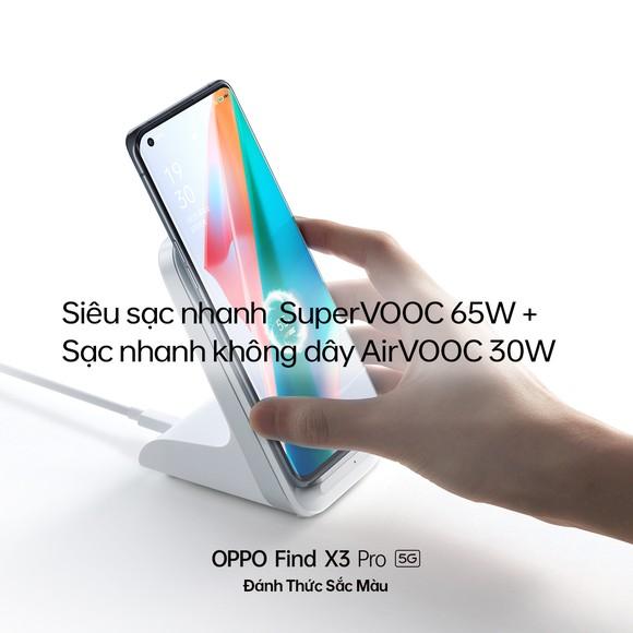 OPPO Find X3 Pro 5G thiết kế độc đáo, tính năng đặc biệt... đã cho đặt hàng tại Việt Nam ảnh 5