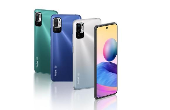 Redmi Note 10 5G, Redmi Note 10S lên kệ tại thị trường Việt Nam  ảnh 4