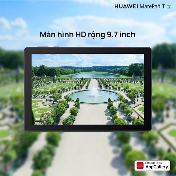 HUAWEI MatePad T 10 ra mắt tại thị trường Việt Nam  ảnh 2