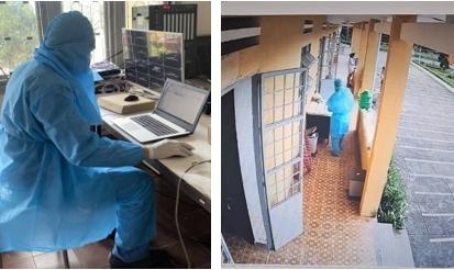 VNPT đầu tư kết nối 10.000 camera giám sát tại các khu cách ly ảnh 1