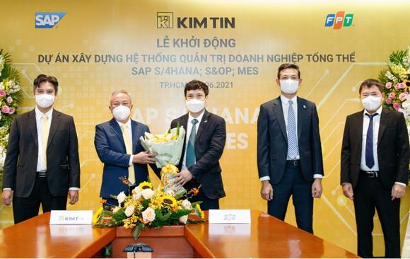 Tập đoàn Kim Tín đầu tư 5 triệu USD cho dự án chuyển đổi số toàn diện   ảnh 1