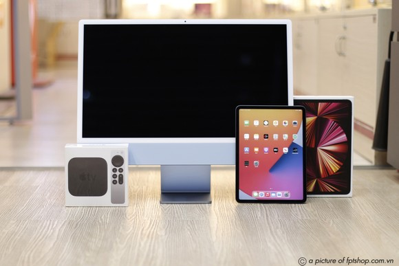 FPT Shop mở bán loạt sản phẩm chính hãng mới nhất từ Apple