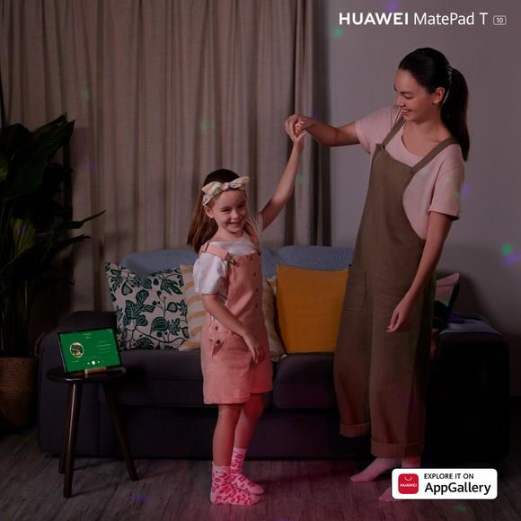 HUAWEI MatePad T10 lên kệ với mức giá 3,99 triệu đồng