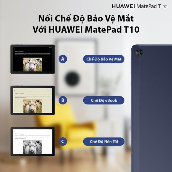 HUAWEI MatePad T10 lên kệ với mức giá 3,99 triệu đồng ảnh 1