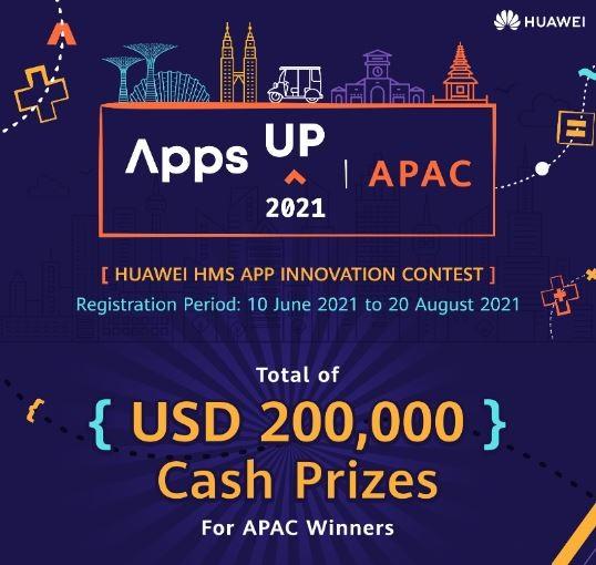 Huawei phát động cuộc thi AppsUP 2021
