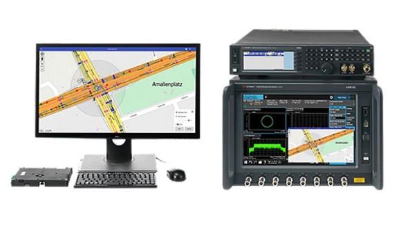 Keysight Technologies đưa ra giải pháp C-V2X mới trong ngành ô tô ảnh 1
