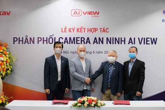 Bkav và Biển Bạc hợp tác phân phối camera an ninh AI View  ảnh 1