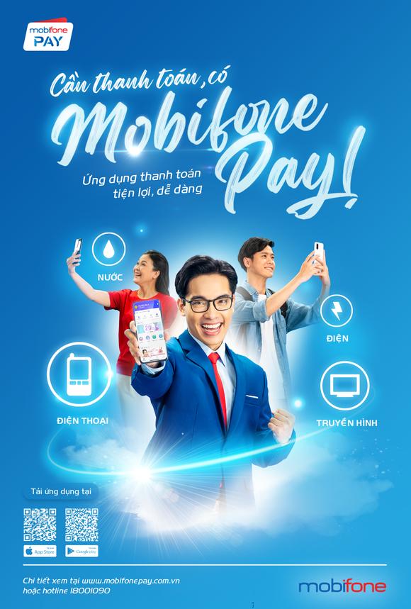 MobiFone ra mắt ví điện tử MobiFonePay ảnh 1