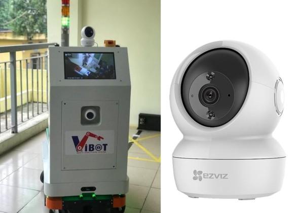 EZVIZ trao tặng 200 camera EZVIZ C1C hỗ trợ cho những y bác sĩ nơi đầu tuyến chống dịch  ảnh 3