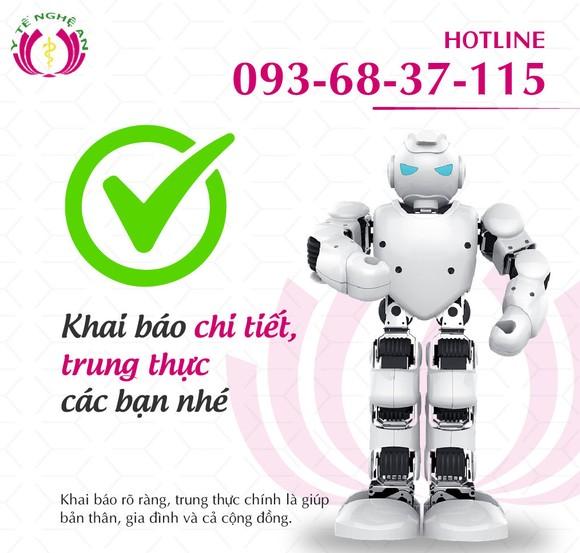 """Sẵn sàng hợp tác, chuyển giao """"Robot Call"""" phòng chống dịch Covid-19 ảnh 2"""