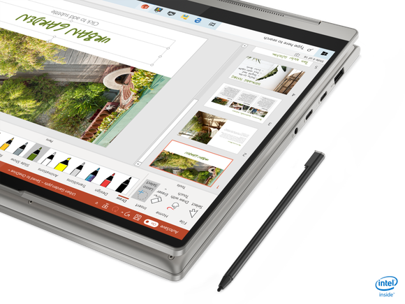 Thêm trải nghiệm với bộ ba laptop Lenovo Yoga mới ảnh 5