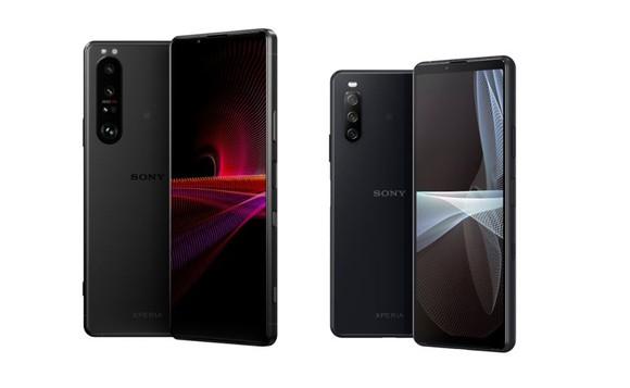 Sony ra mắt bộ đôi smartphone mới