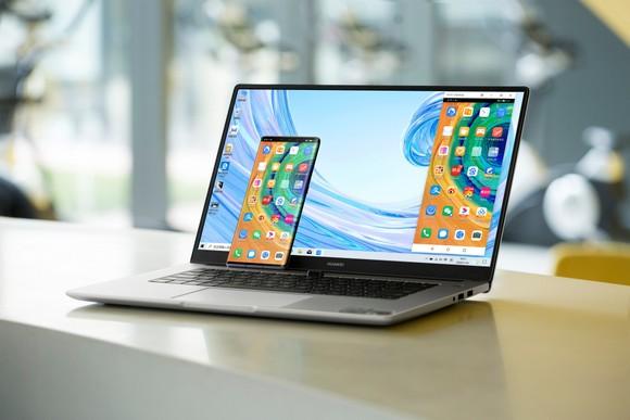 Huawei ra mắt độc quyền laptop Matebook D 15 và mở bán các dòng sản phẩm mới  ảnh 1