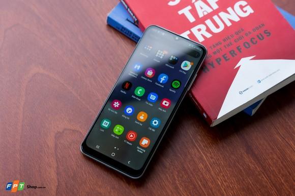 FPT Shop mở bán độc quyền Galaxy A22 5G  ảnh 1