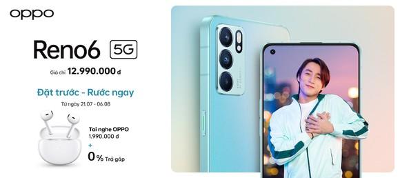 OPPO Reno6 5G với loạt tính năng camera chân dung ấn tượng ảnh 5