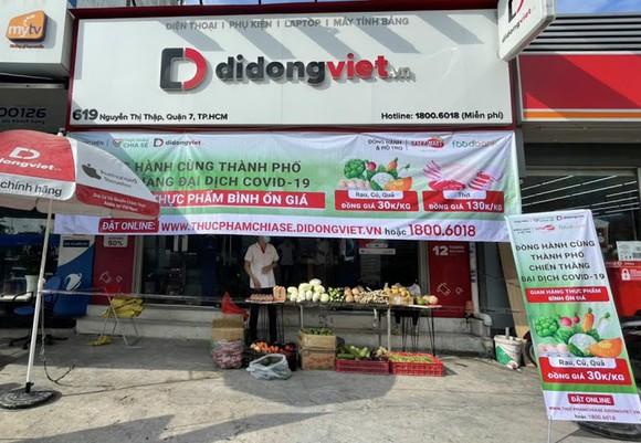 """Di Dộng Việt với chiến dịch """"Thực phẩm chia sẻ"""""""