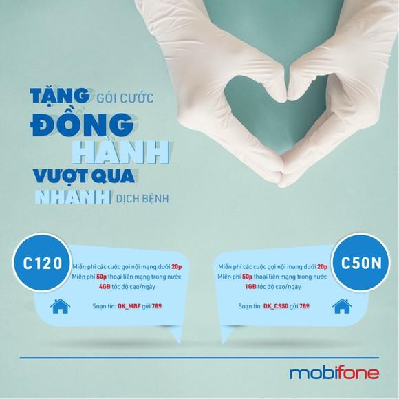 MobiFone và VinaPhone hỗ trợ thuê bao mùa dịch ảnh 1