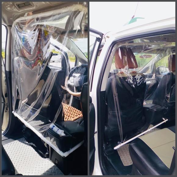 Vinasun Taxi hỗ trợ 250 xe taxi, 3.000 bộ đồ bảo hộ y tế nhằm phục vụ các bệnh viện và nhân viên tuyến đầu chống dịch ảnh 2