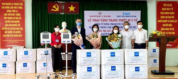 Công ty TNHH Intel Products Việt Nam là một trong số các doanh nghiệp duy trì sản xuất với tỉ lệ rủi ro rất thấp ảnh 1
