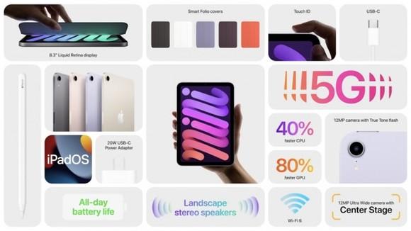 Apple chính thức ra Phone 13 series và hàng loạt sản phẩm khác ảnh 6