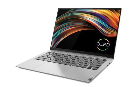 Lenovo Yoga Slim 7 Pro sống động cùng màn hình OLED ảnh 1