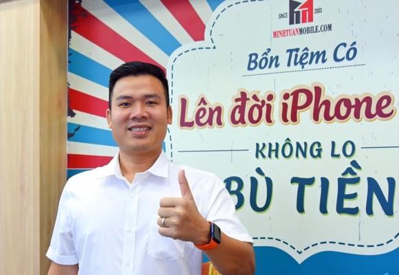 Minh Tuấn Mobile trở thành Đại lý ủy quyền chính thức của Apple tại Việt Nam ảnh 1