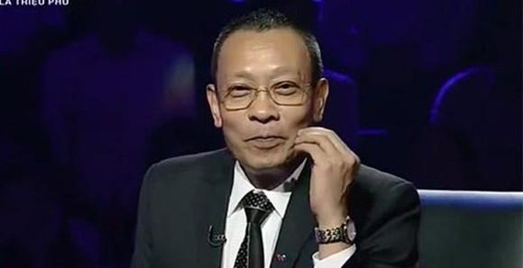 Nhà báo Lại Văn Sâm quay lại dẫn chương trình truyền hình ảnh 1