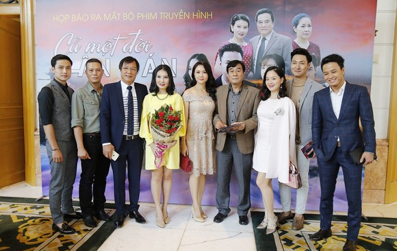 """Phim truyền hình """"bom tấn"""" Việt sắp lên sóng VTV3 ảnh 1"""