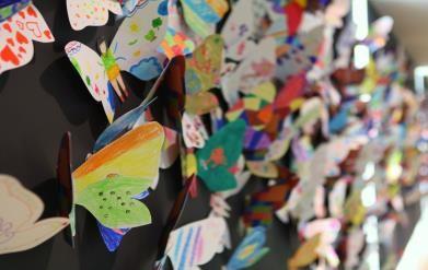 Tác phẩm mỹ thuật khổng lồ với 1300 cánh bướm sẽ xuất hiện ở Hà Nội ảnh 3
