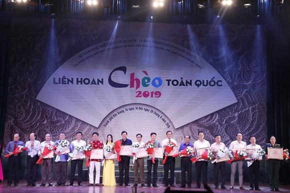 Liên hoan Chèo toàn quốc 2019: Trao 5 Huy chương Vàng cho các vở diễn xuất sắc ảnh 2