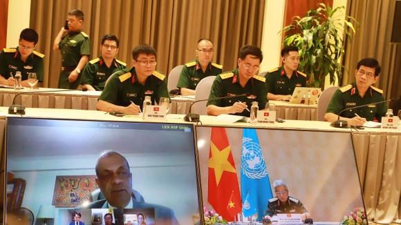 Liên hiệp quốc ghi nhận vị trí tuyến đầu chống dịch Covid-19 của lực lượng Gìn giữ Hòa bình Việt Nam  ảnh 1