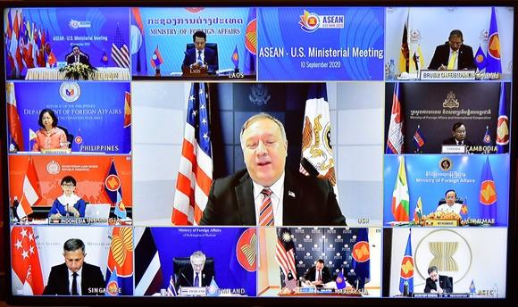 Hoa Kỳ tái khẳng định lập trường về an ninh, an toàn, tự do hàng hải và hàng không trên Biển Đông ảnh 2
