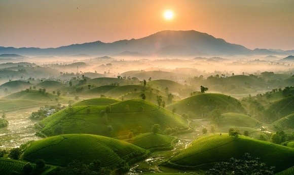 Đẹp tới say lòng với những khung hình trong Khám phá Việt Nam  ảnh 8