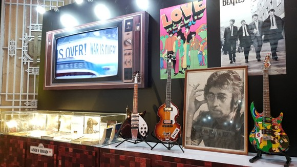 Không gian âm nhạc đầy ngẫu hứng với The Beatles huyền thoại ảnh 2