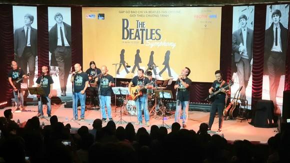 Không gian âm nhạc đầy ngẫu hứng với The Beatles huyền thoại ảnh 3