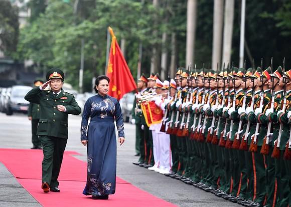 Báo Quân đội nhân dân kỷ niệm 70 năm Ngày Truyền thống và đón nhận Huân chương Độc lập hạng Ba ảnh 1
