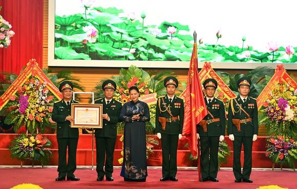 Báo Quân đội nhân dân kỷ niệm 70 năm Ngày Truyền thống và đón nhận Huân chương Độc lập hạng Ba ảnh 2