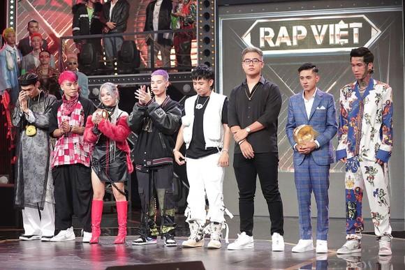 Rap Việt xuất hiện trong nhiều đề cử giải Âm nhạc Cống hiến 2021 ảnh 1