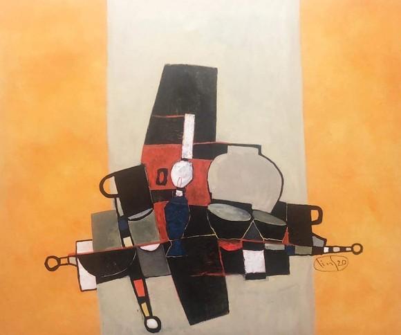 Khám phá những góc nhìn ấn tượng trong triển lãm Đa diện 5 ảnh 5