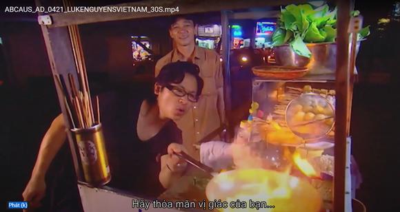 Hành trình khám phá ẩm thực Việt sẽ lên sóng kênh ABC Australia ảnh 3