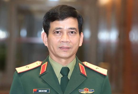 Thiếu tướng Hoàng Kim Phụng: Màu cờ Việt Nam phủ rộng hơn trên bản đồ gìn giữ hòa bình thế giới ảnh 2