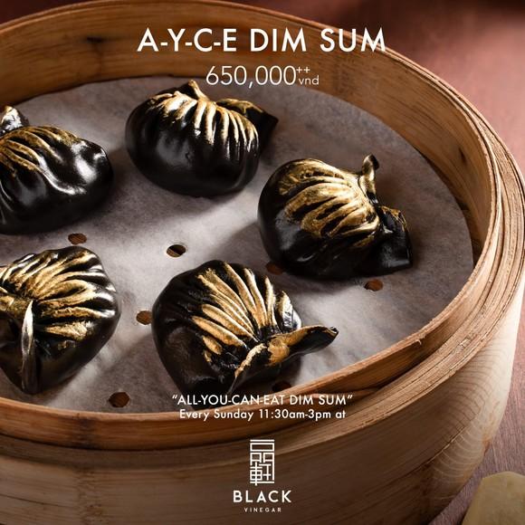 BLACK VINEGAR餐廳2020年11月20日開張  給胡志明市帶來中華美食風格