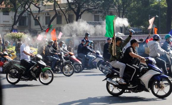 Hơn 4.000 người tham gia diễn tập chống khủng bố ở TPHCM ảnh 5