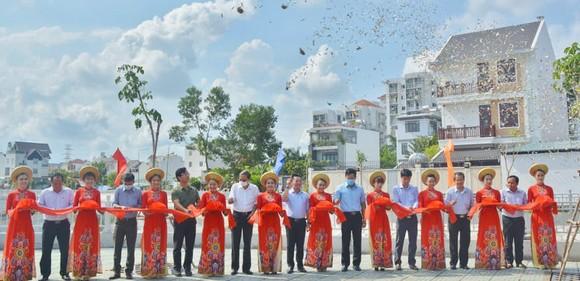 Người dân quận Bình Tân, quận 12 tổng vệ sinh môi trường ảnh 4