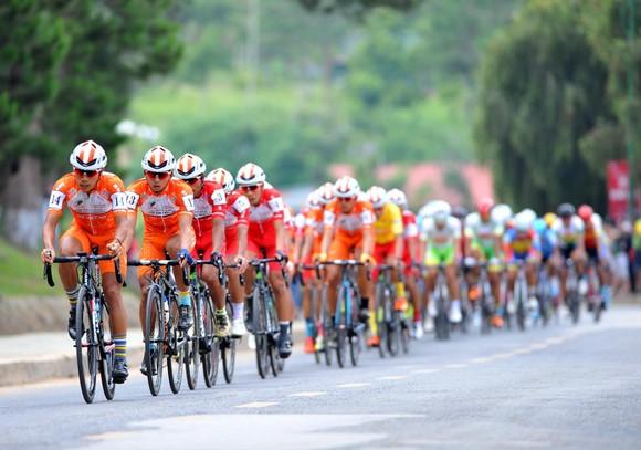 Cúp xe đạp Truyền hình: Ngô Văn Phương giành chiến thắng vòng Hồ Xuân Hương ảnh 1