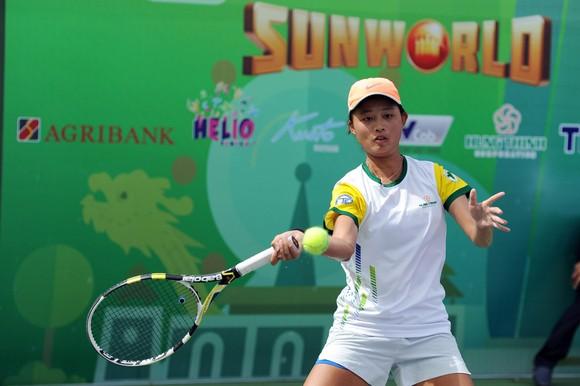 Giải quần vợt VTF Pro Tour 200: Phạm Minh Tuấn tiếp tục làm cú đúp cho TPHCM ảnh 2