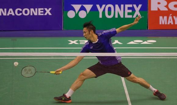 Giải cầu lông Việt Nam Open: Chỉ còn Tiến Minh lọt vào tứ kết ảnh 1