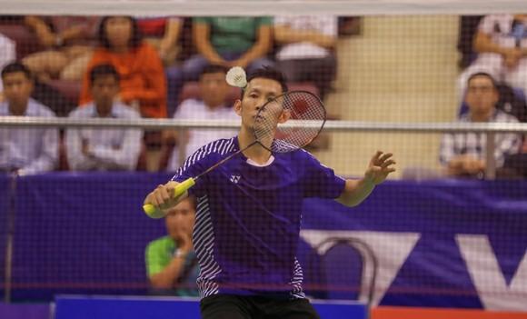Giải cầu lông Việt Nam Open: Tiến Minh dừng chân ở tứ kết ảnh 1